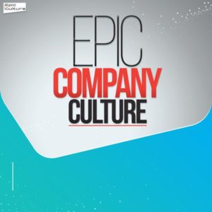 Epic Company Culture Podcast Logo