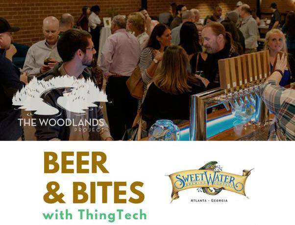 Beer & Bites invite